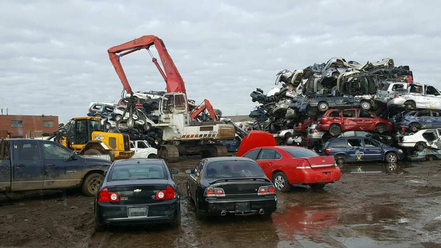 Get rid of old car And Also Get rid of scrap car