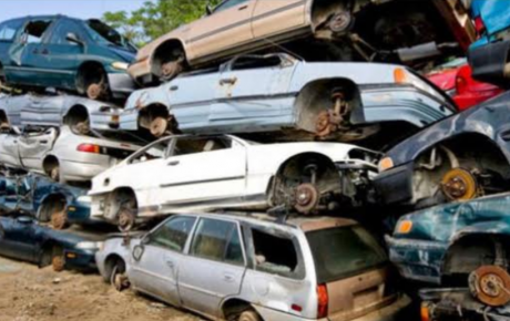 Car scrap yard in brampton pays cash for unwanted cars