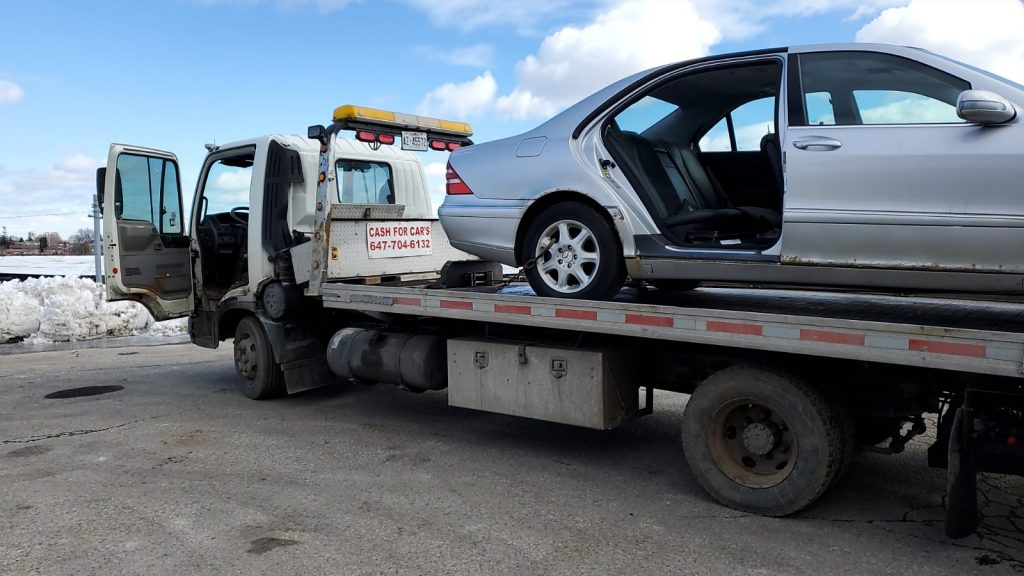etobicoke scrap car removal