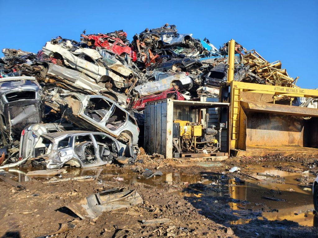 scrap car companies Etobicoke